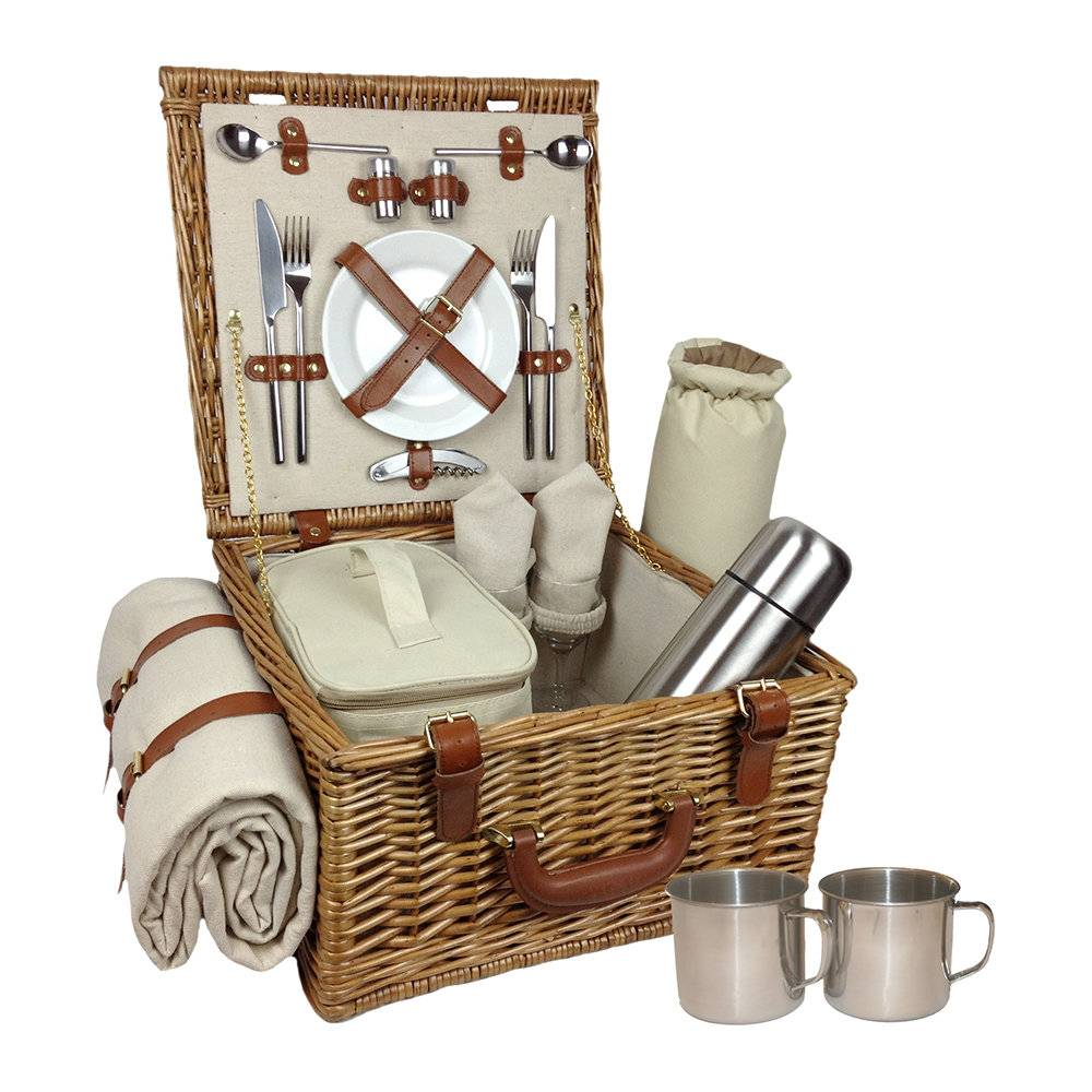 A by AMARA - Deluxe Hamper - 2 Person