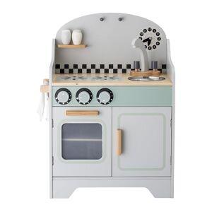 Bloomingville - Children's Play Kitchen - Grey