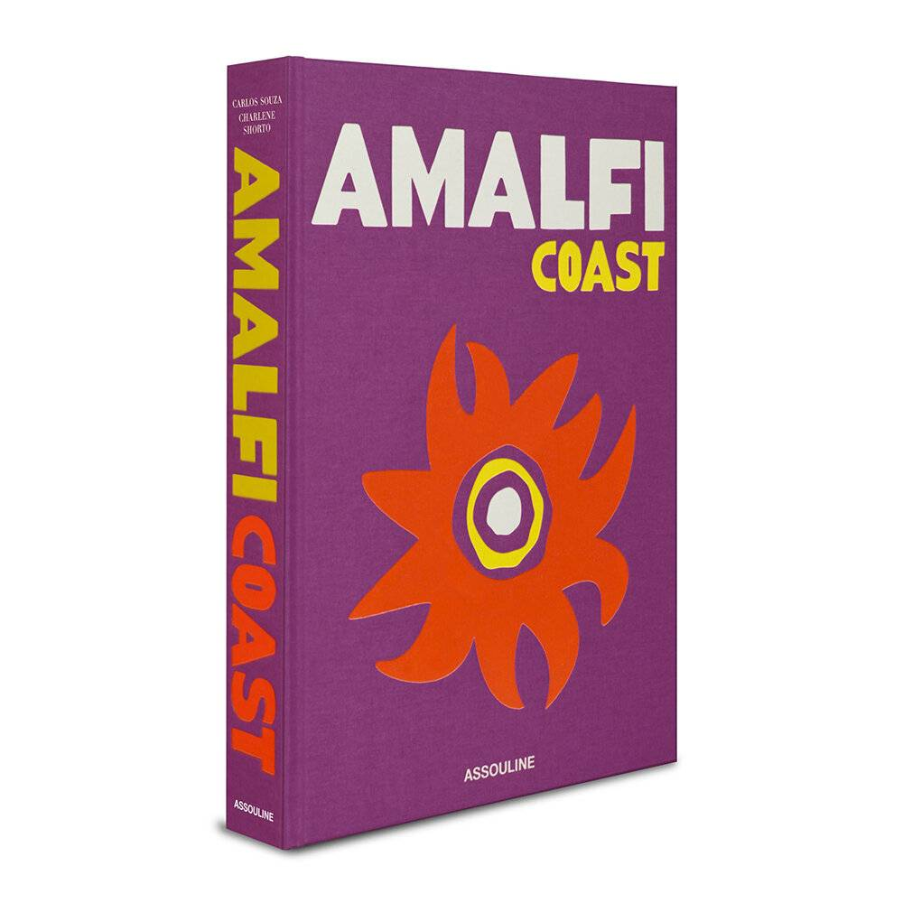 Assouline - Amalfi Coast Book