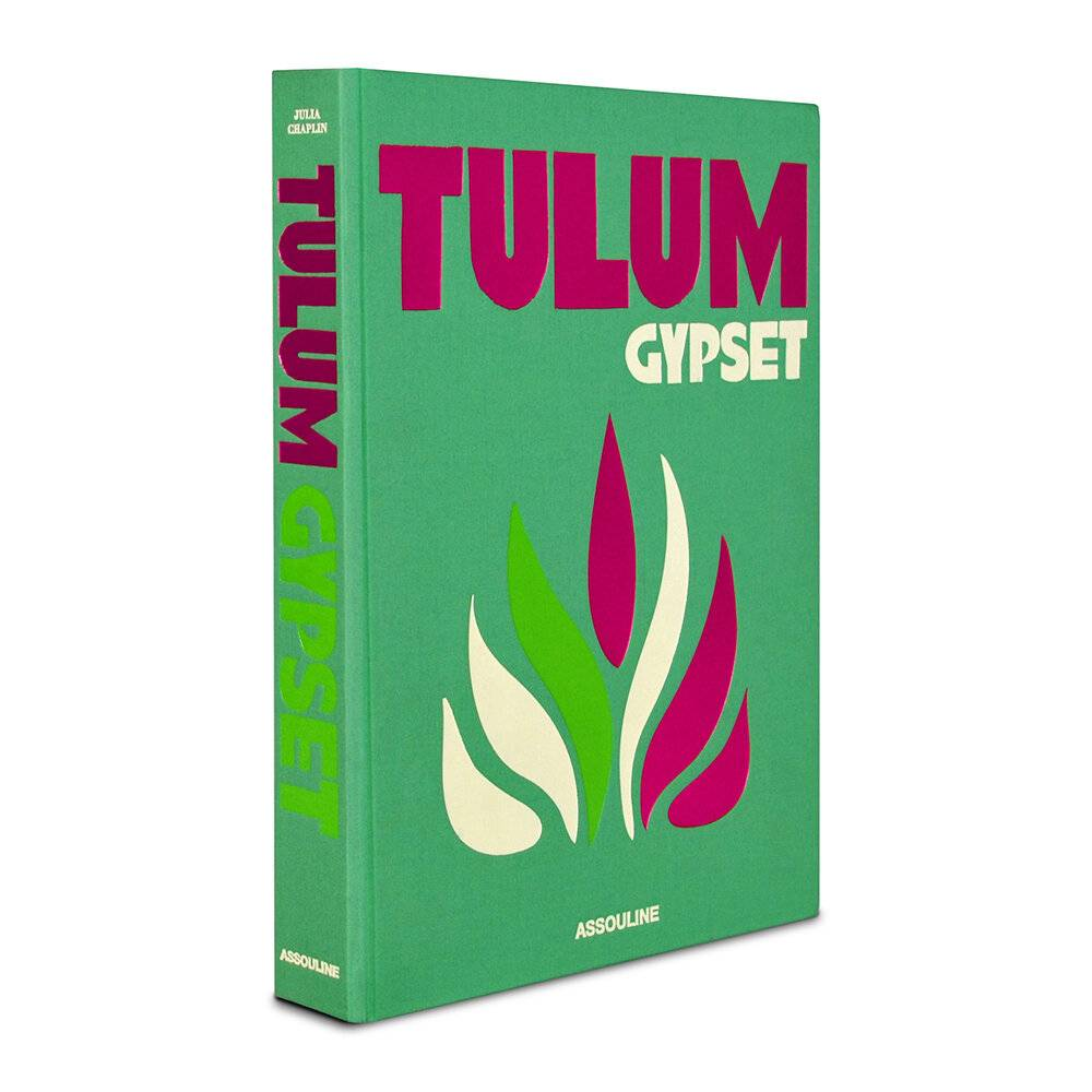 Assouline - Tulum Gypset Book