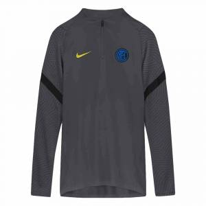 "Nike 2020-2021 Inter Milan CL Drill Top (Grey) - Grey - male - Size: Medium 38-40\"" Chest (96-104cm)"