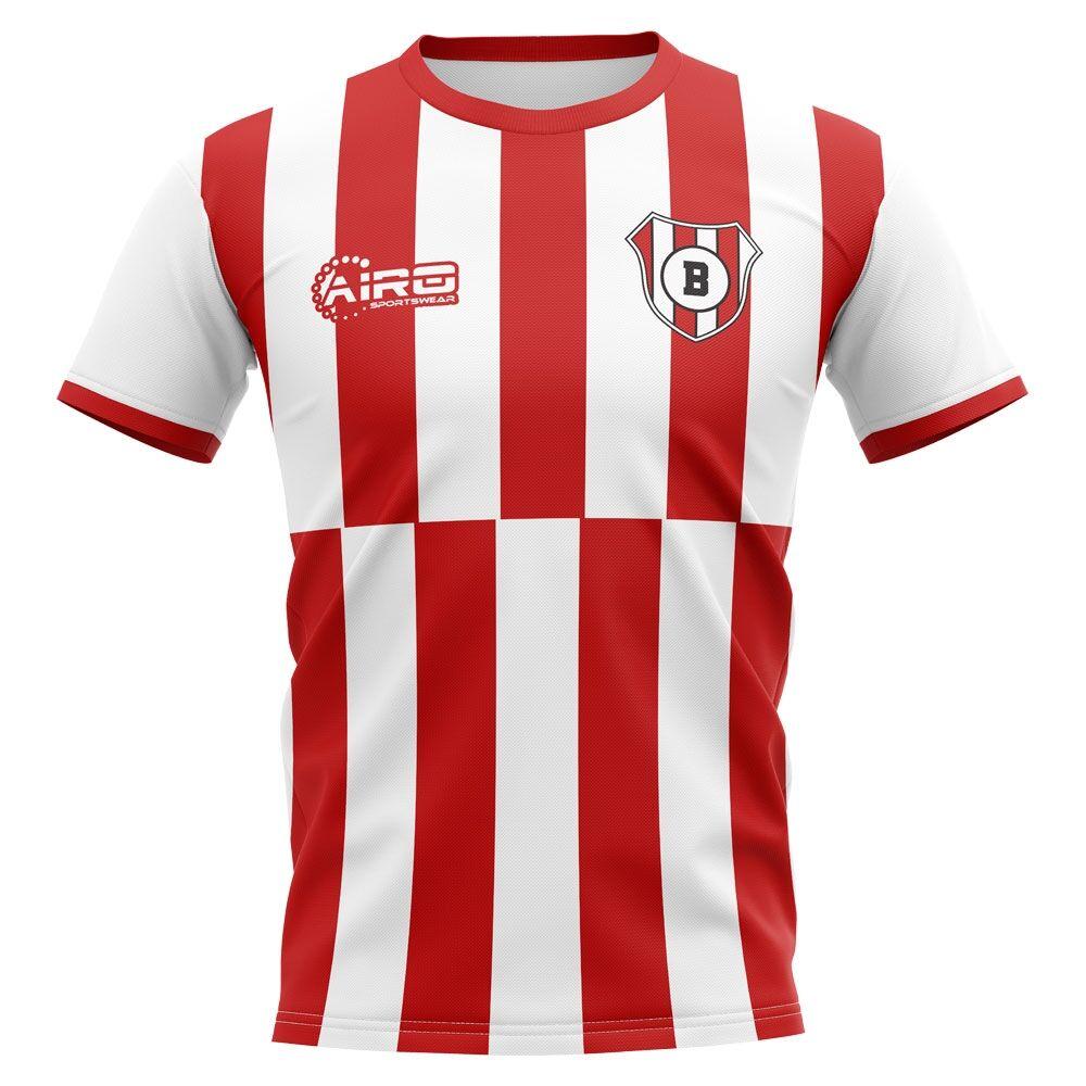 Airo Sportswear 2020-2021 Brentford Home Concept Football Shirt - Womens - White - female - Size: XS - UK Size 6/8