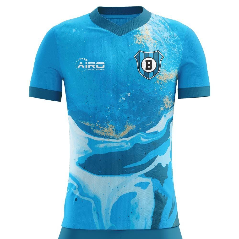 Airo Sportswear 2020-2021 Brighton Away Concept Football Shirt - Womens - White - female - Size: Small - UK Size 10