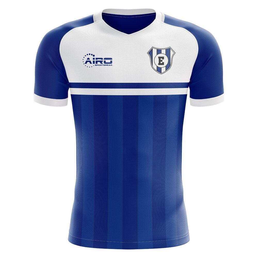 Airo Sportswear 2020-2021 Everton Home Concept Football Shirt - Womens - Yellow - female - Size: XXL - UK Size 18