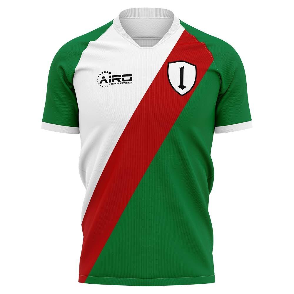 Airo Sportswear 2020-2021 Legia Warsaw Away Concept Football Shirt - Womens - Black - female - Size: XL - UK Size 16