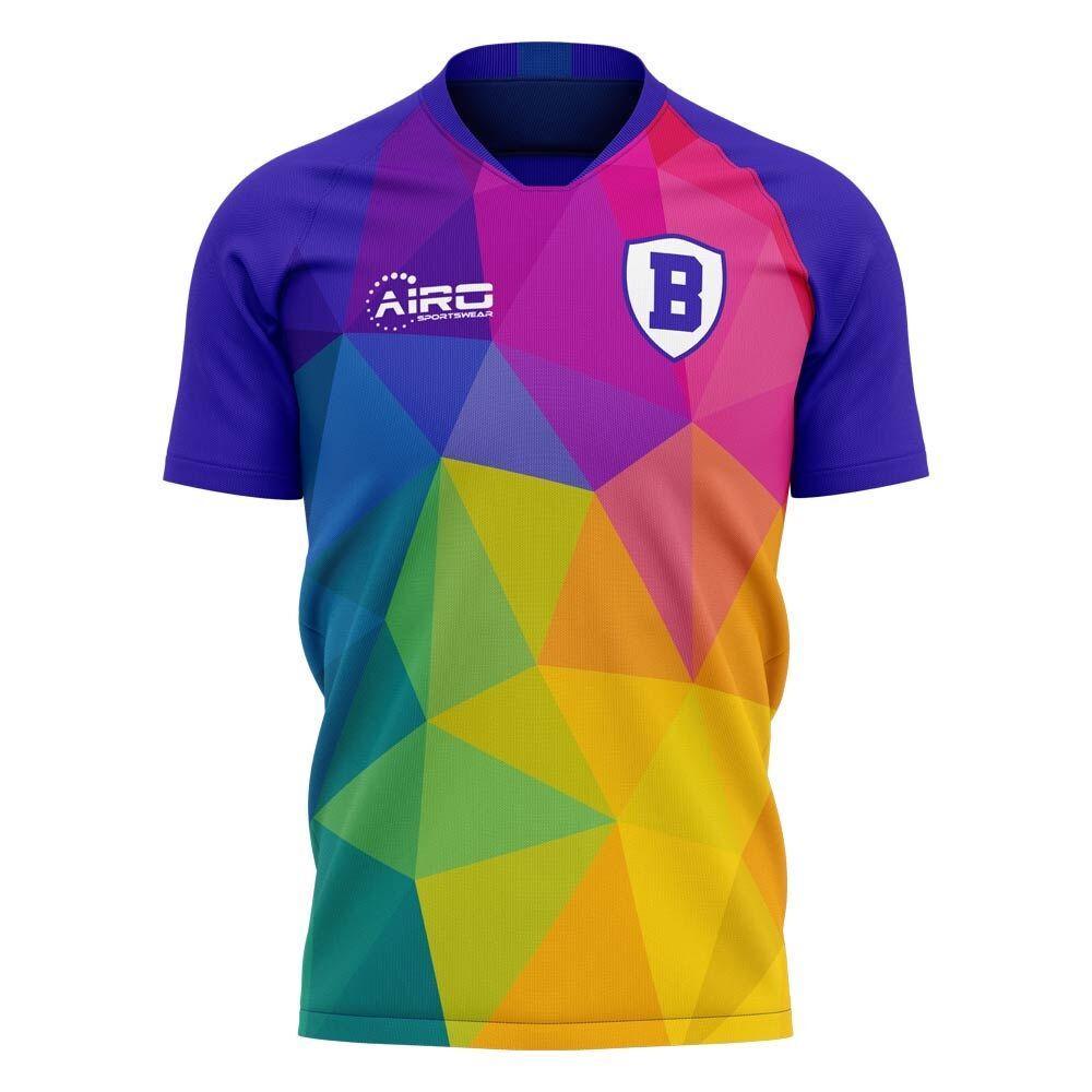Airo Sportswear 2020-2021 Bochum Away Concept Football Shirt - Womens - White - female - Size: Small - UK Size 10