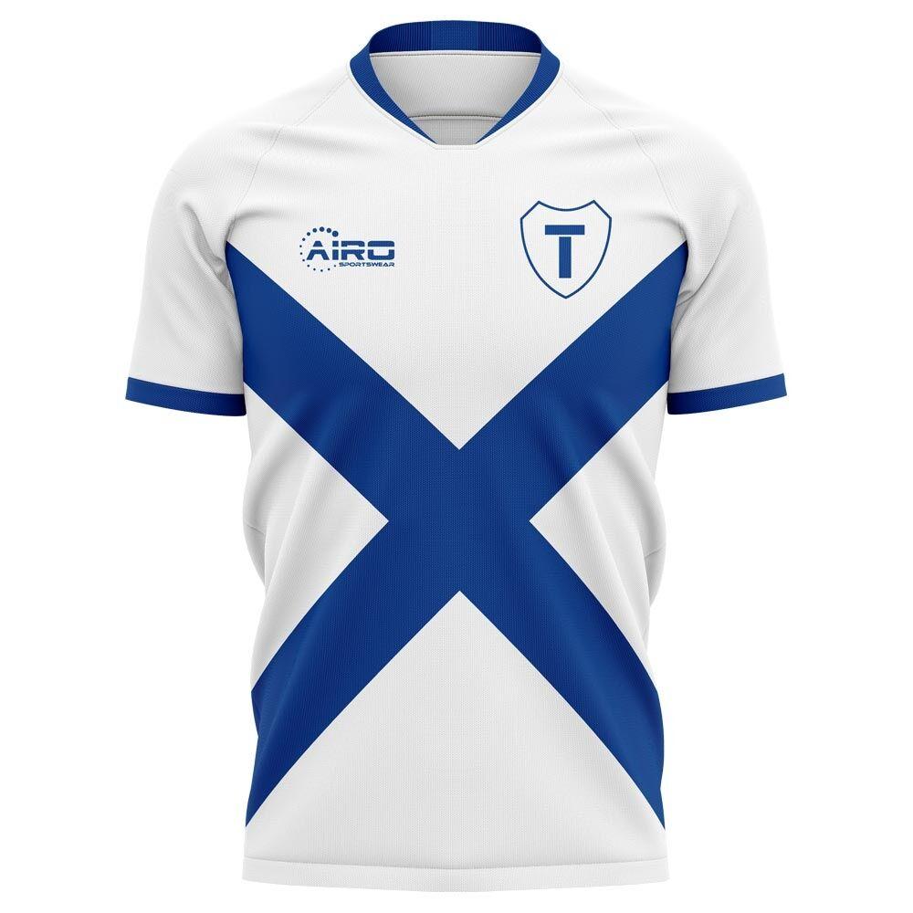 Airo Sportswear 2020-2021 Tenerife Away Concept Football Shirt - Womens - Blue - female - Size: XL - UK Size 16