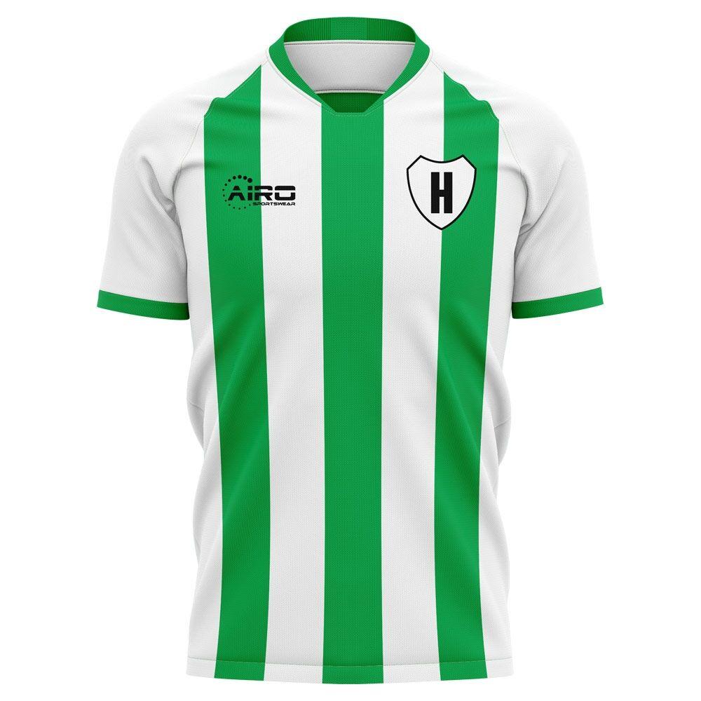 Airo Sportswear 2020-2021 Hammarby Home Concept Football Shirt - Womens - White - female - Size: Medium - UK Size 12