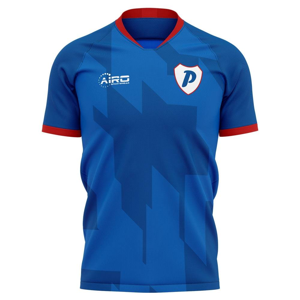 Airo Sportswear 2020-2021 Portsmouth Home Concept Football Shirt - Womens - Green - female - Size: Small - UK Size 10