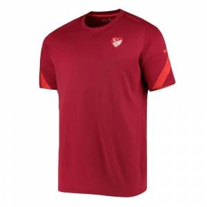 """Nike 2020-2021 Turkey Nike Training Shirt (Red) - Red - male - Size: XL 46-48\"""" Chest (112-124cm)"""