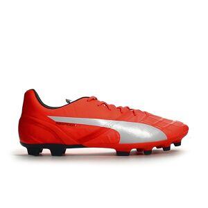Puma evoSPEED 1.4 Artificial Grass Football Boots (Lava Blast) - Orange - male - Size: UK 7.5 (41.3 EU)