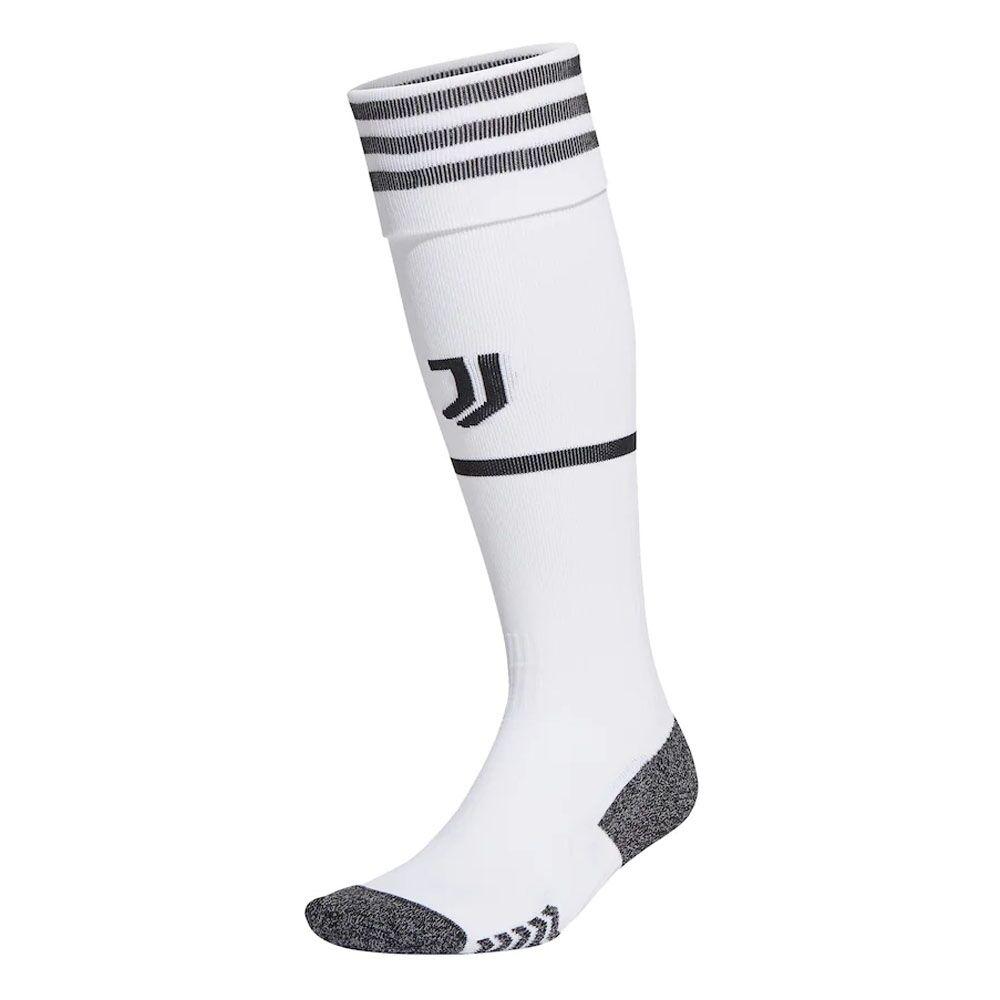 adidas 2021-2022 Juventus Home Socks (White) - White - male - Size: MB 12-2 UK Foot