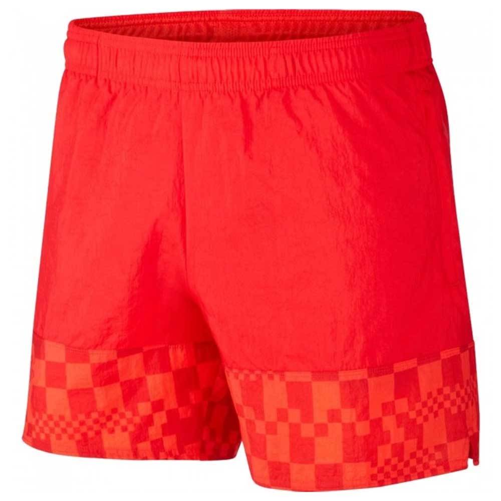 """Nike 2020-2021 Croatia Woven Shorts (Red) - Red - male - Size: S 26-28\"""" Waist (73/81cm)"""