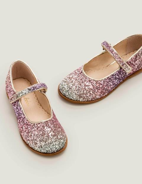 Mini Party Mary Janes Pink Girls Boden  - Female - Pink - Size: 24