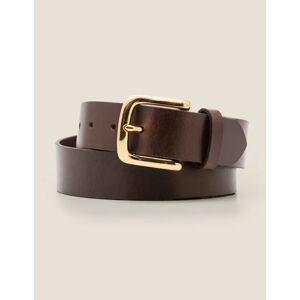Boden British Belt Black Men Boden Leather Size: 38-40