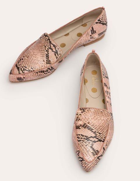 Boden Emma Flexi Sole Shoes Pink Women Boden  - Female - Pink - Size: 41
