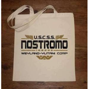 8Ball Originals U.S.C.S.S. Nostromo Tote Bag