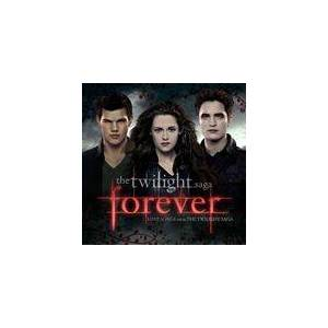Various Artists - Twilight 'Forever' Love Songs From The Twilight Saga (Music CD)
