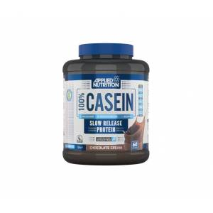 Applied Nutrition 100% Casein 1.8kg-Chocolate - Protein Powder - Applied Nutrition