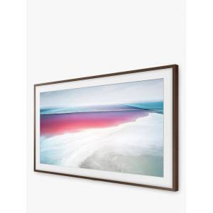 Samsung Customisable Frame Bezel for Samsung The Frame (2017, 2018, 2019 Models), 65  - Walnut