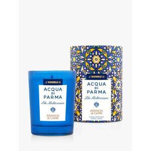 Acqua di Parma Blu Mediterraneo La Double J Arancia di Capri Scented Candle, 200g
