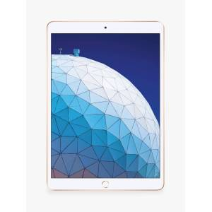 Apple 2019 Apple iPad Air 10.5, A12 Bionic, iOS, Wi-Fi, 64GB  - Gold