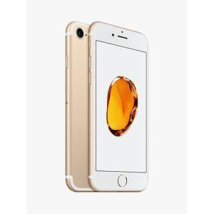 Apple iPhone 7, iOS 10, 4.7, 4G LTE, SIM Free, 32GB  - Gold