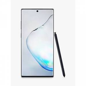 Samsung Galaxy Note10+ Smartphone with S Pen, 6.8, 5G, SIM Free, 256GB  - Aura Black