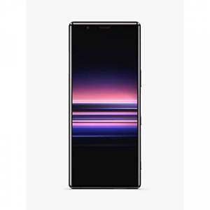 "Sony Xperia 5 Smartphone, Android, 6.1"", 4G LTE, SIM Free, 6GB RAM, 128GB  - Black"