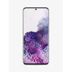 Samsung Galaxy S20 5G Smartphone with Wireless PowerShare, 12GB RAM, 6.2, 5G LTE, SIM Free, 128GB  - Cosmic Grey