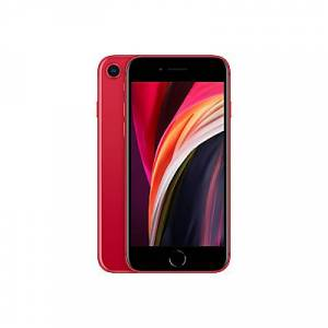 Apple iPhone SE, iOS 13, 4.7, 4G LTE, SIM Free, 64GB  - (PRODUCT)RED