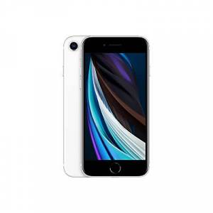 Apple iPhone SE, iOS 13, 4.7, 4G LTE, SIM Free, 256GB  - White