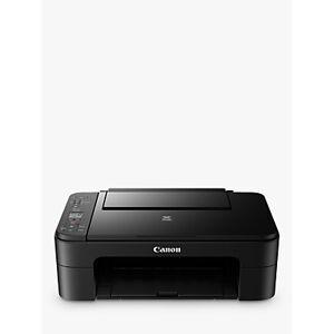 Canon PIXMA TS3350 All-in-One Wireless Wi-Fi Printer, Black