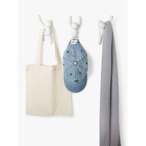 Umbra Buddy Set Of 3 Hanging Hooks  - White