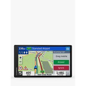Garmin DriveSmart 55MT-S Sat Nav with Bluetooth, 5.5 Screen, Full Europe