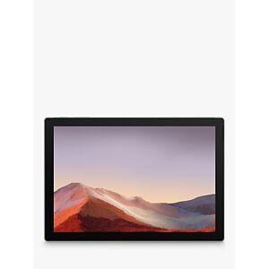 Microsoft Surface Pro 7 Tablet, Intel Core i5 Processor, 8GB RAM, 256GB SSD, 12.3 PixelSense Display  - Black