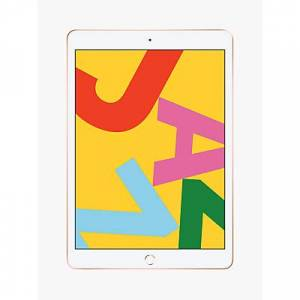 Apple 2019 Apple iPad 10.2, A10, iPadOS, Wi-Fi, 32GB  - Gold