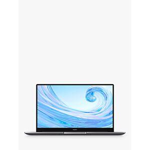 "Huawei Matebook D 15 2020 Laptop, AMD Ryzen 5 Processor, 8GB RAM, 256GB SSD, 15.6"" FullView Display, Grey Charcoal"