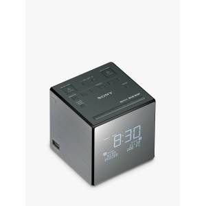 Sony XDR-C1DBP DAB/DAB+/FM Mirrored Digital Radio  - Silver