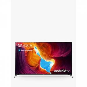 Sony Bravia KD65XH9505 (2020) LED HDR 4K Ultra HD Smart Android TV, 65 inch with Freeview HD, Youview & Dolby Atmos, Black