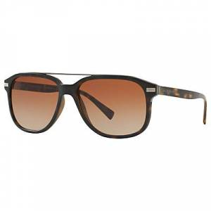 Burberry BE4233 Square Sunglasses, Tortoise/Brown Gradient