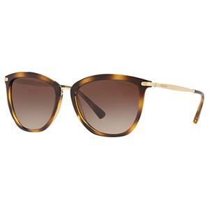 Ralph Lauren Ralph RA5245 Women's Cat's Eye Sunglasses, Tortoise/Brown Gradient
