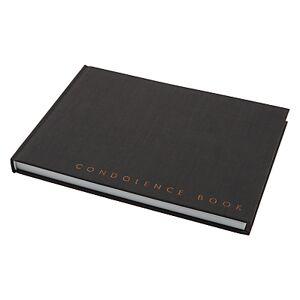 John Lewis & Partners Condolence Book, Black