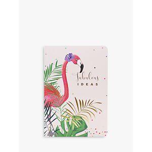 Belly Button Designs A5 Flamingo Notebook