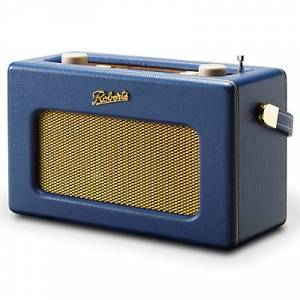 ROBERTS Revival iStream 3 DAB+/FM Internet Smart Radio with Bluetooth  - Midnight Blue