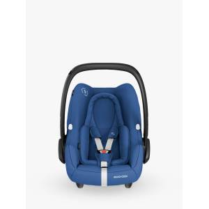 Maxi-Cosi Rock Group 0+ i-Size Baby Car Seat, Essential Blue