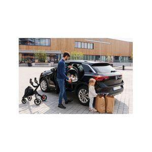 BeSafe iZi Go Modular X1 i-Size Baby Car Seat, Metallic Melange
