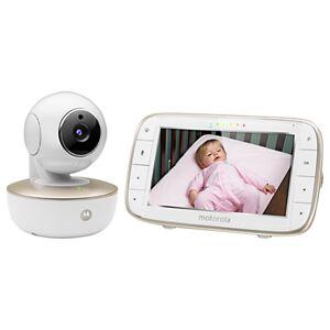 Motorola MBP855 Connect Video Baby Monitor