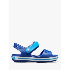 Crocs Children's Crocband Sandals, Cerulean Blue/Ocean  - Blue - Size: 13 Jnr