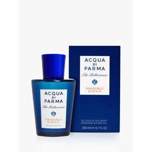 Acqua di Parma Blu Mediterraneo Mandorlo di Silicia Shower Gel, 200ml